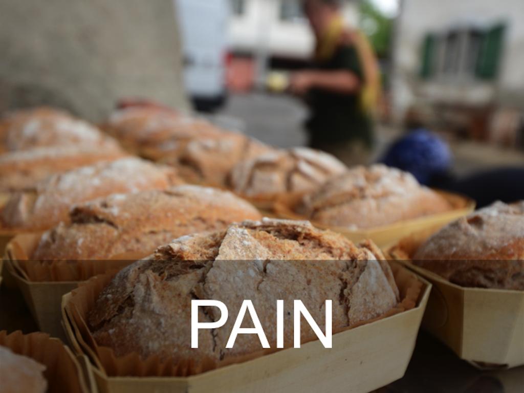 Le pain de Cécile